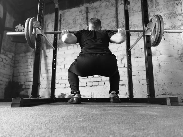 筋肉トレーニング方法の紹介
